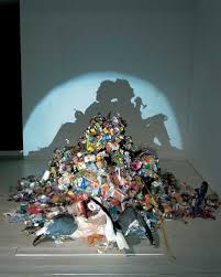 trash sculpture 1