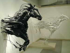 trash sculpture 2