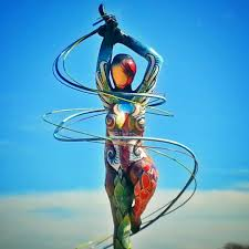 trash sculpture 3